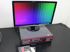 Details about ASTRO DESIGN VG870 Programmable Video Signal Generator