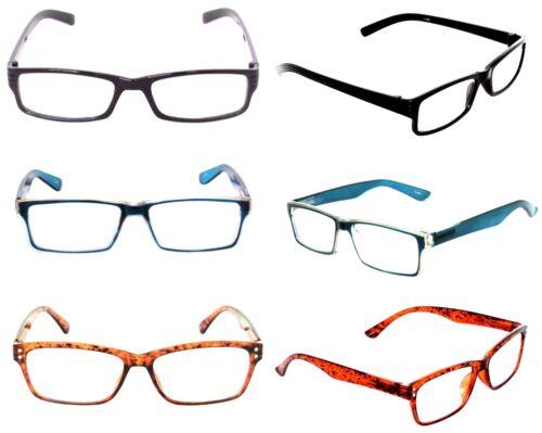 2.50 MR3533 CLOSEOUT  WHOLESALE MEN OPTICAL READING GLASSES LOT 9 ASST MEN