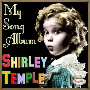 Shirley Temple Cd Vintage Soundtrack Collection Animal Crackers In