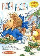 Science Solves It!: Picky Peggy by Jennifer Dussling (2004, Paperback)