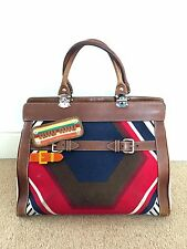 Genuine Large Miu Miu Twiggy Tote Handbag mui mui bag badges