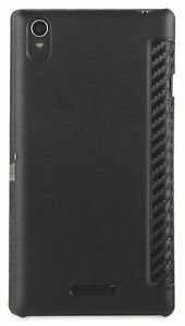 Sony-Executive-Flip-Book-Case-Cover-with-Credit-Card-Slot-for-Xperia-T3-by-Ma