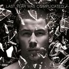 Last Year Was Complicated 12 Inch Analog Nick Jonas LP Record
