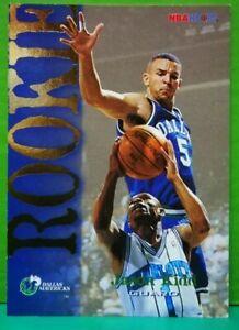 Jason Kidd rookie card 1994-95 Skybox Hoops #317