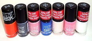 1-MAYBELLINE-Color-Show-Nail-Polish-Nail-color-Nail-Enamel-Asst-Shades-A