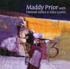3 For Joy by Maddy Prior (CD, Oct-2012, Park Records (UK))