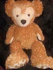 "Disney Tokyo Sea Duffy Bear Hidden Mickey 30"" JUMBO LARGE Plush Bear US Seller"