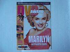 MARILYN MONROE awesome DVD anniversary cover magazine