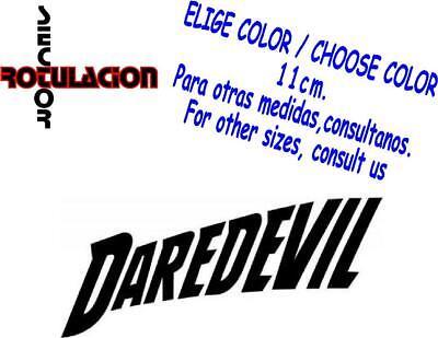 r2099 Daredevil Pegatina Vinyl Decal Sticker