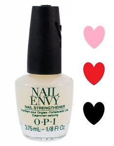 Image Is Loading Opi Original Nail Envy Strengthener Polish Natural