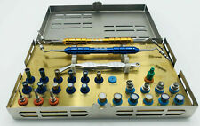 New Sinus Master Kit For Dental Surgery Surgical Instruments Usa Stock