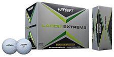 Precept Laddie Extreme Double Dozen Golf Balls - White