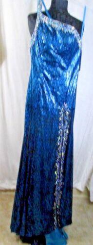 Dames Party Prom h25 Nwt One 00 Pools Shoulder 490 Rhinestones Dress Morgeez Od7wqO