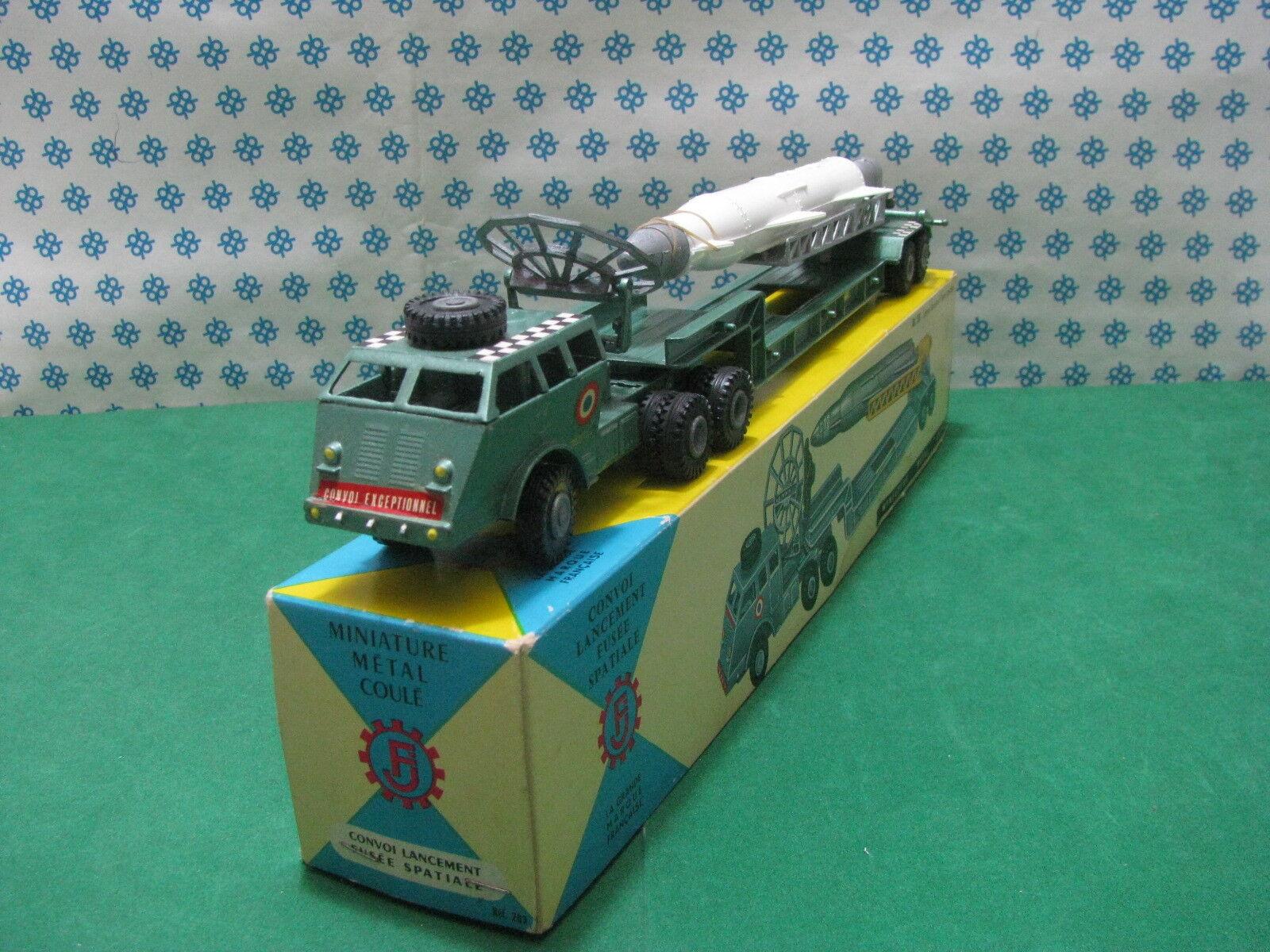 Rare - Tracteur PACIFIC CocheS & FOUNDRY  Convoi Lancement fusèe -  FJ Ref. 203