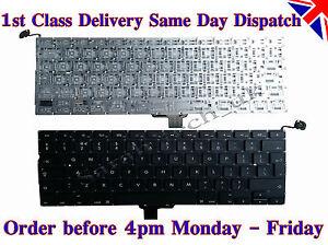 New-Genuine-Apple-Macbook-Pro-A1278-13-3-034-UK-Layout-Laptop-Keyboard-2009-2012