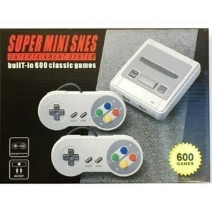 Game Console Retro Classic Games Built-in 600 720 TV Video Games
