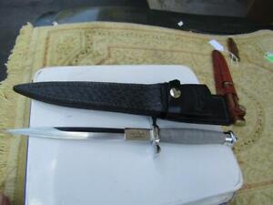Of knives and long shadows