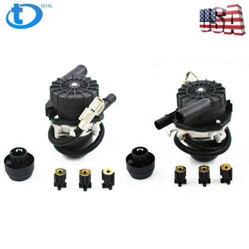 2PCS Secondary Air Injection Pump For Toyota Tundra 07-13 Land Cruiser Lexus US