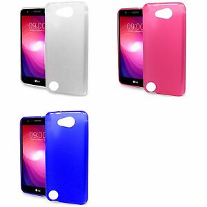 low priced f6423 a5be5 Details about TPU Candy Case LG M320 M322 M327 L63BL L64VL Fiesta K10 X  Power 2 2017 (5.5