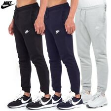 Nike Mens Jogger Athletic Regular Fit French Terry Draw String Casual Sweatpants