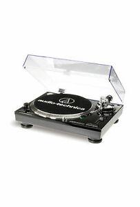Audio Tech ATLP120USBHCBK Professional Turntable