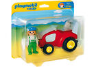 PLAYMOBIL 6794 1.2.3 Tractor and Driver