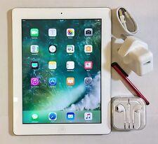 PERFECT Apple iPad 4th Generation 16GB, Wi-Fi, 9.7in Retina Display + EXTRAS