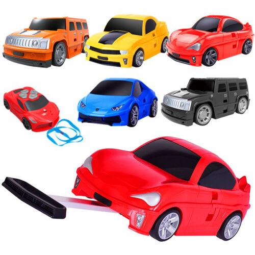 Bambini Da Viaggio Bagaglio Telecomando Auto Valigia Con Ruote Trolley Borsa scuola giocattolo