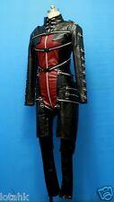 Mass Effect Asari Huntress dark red ver  Cosplay Costume Custom Made    Lotahk