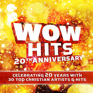 Various-Artists-Wow-Hits-20th-Anniversary-2CD-2016-NEW