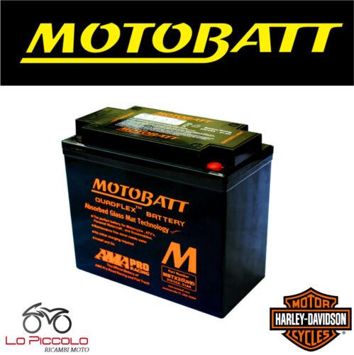 YB16LB2 YTX20HL-BS-PW YTX20H-BS YB16L-A2 BATTERIA AGM MOTOBATT MBTX20UHD