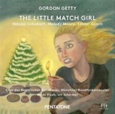 GORDON GETTY: THE LITTLE MATCH GIRL NEW CD