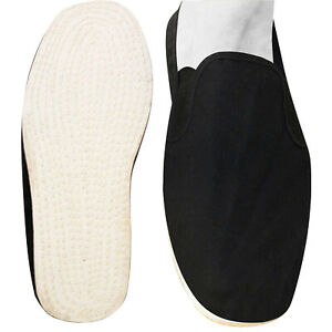 Kung-Fu-Shoes-Slippers-Dancing-Tai-Chi-Shoes-Cotton-Sole-Junior-amp-Adults