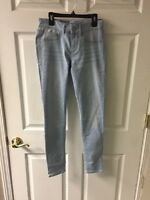 Juniors' So 5-pocket Knit Jeggings Jeans - Light Wash Size 5
