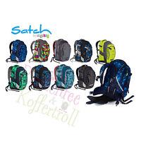 Satch MATCH by ergobag Schulrucksack - verschiedene Farbe 35 Liter *NEU*