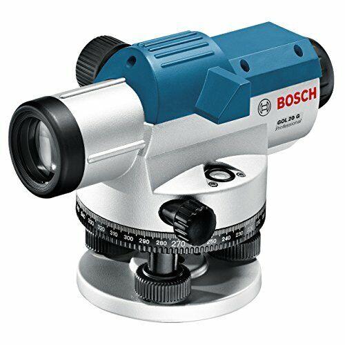 Bosch Professional 0601068401 Gol 20 G Livella Ottica (s7t)