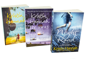 Kristin-Hannah-Collection-3-Books-Set-The-Nightingale-Fly-Away-Night-Road
