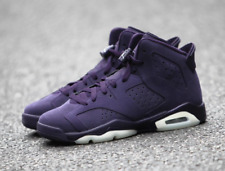 78ca28696ee2 Retro Jordan 6 Purple Dynasty Size 10c 645127-509 Toddler for sale ...