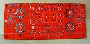DIY-PCB-3B7-Tube-Single-ended-DHT-Hybrid-Amp