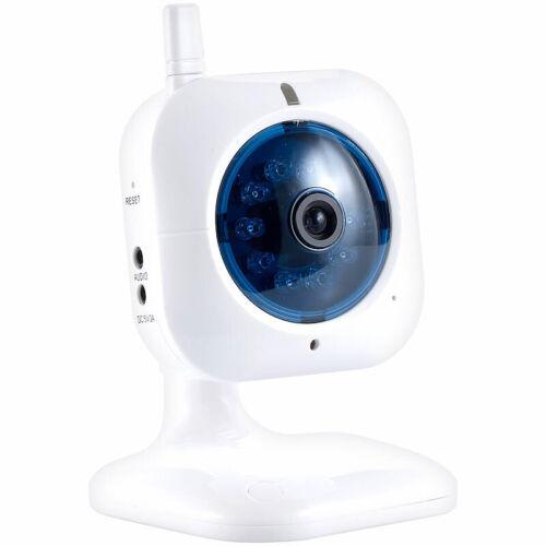 refurbished Baby-Monitor für iPhone mit WLAN//QR-Code//IR//2-Wege-Audio Babyfon