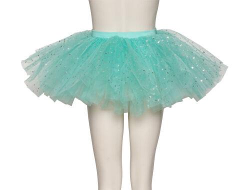 Mint Green Sparkly Sequin Dance Ballet Tutu Skirt Childs /& Ladies Sizes By Katz