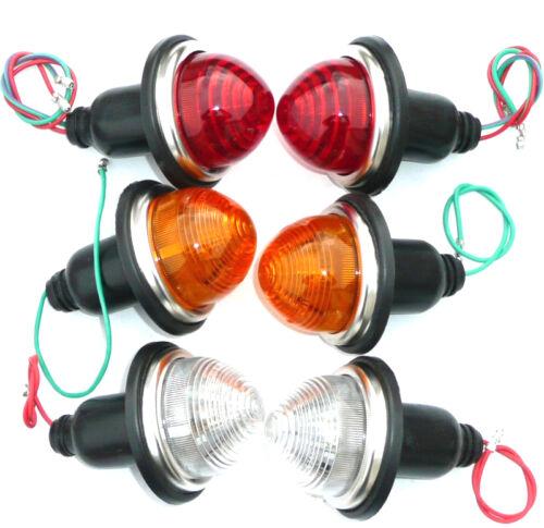 BLMC Land Rover Mini Style Set Of Six Lights For Kit Car Classic