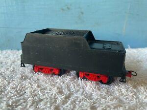 Tender-charbon-locomotive-vapeur-noir-LIMA-non-JOUEF-circuit-train-electrique-HO