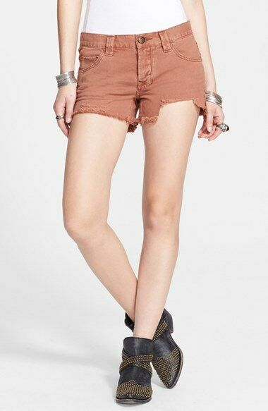 NWT Free People - Sharkbite Cutoff Denim Shorts