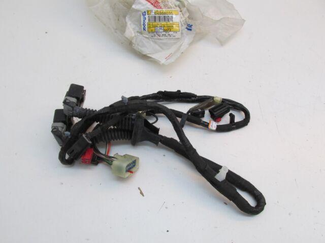 1996 dodge chrysler oem front left door wiring assembly 04868035