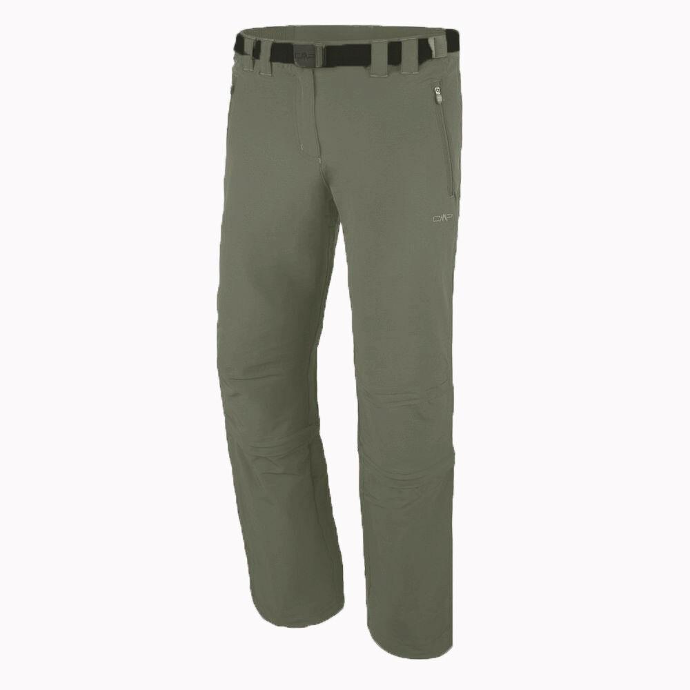 CMP ziphose pantaloni corti donna pantaloni strech outdoorhose Wanderhose Donna Pantaloni