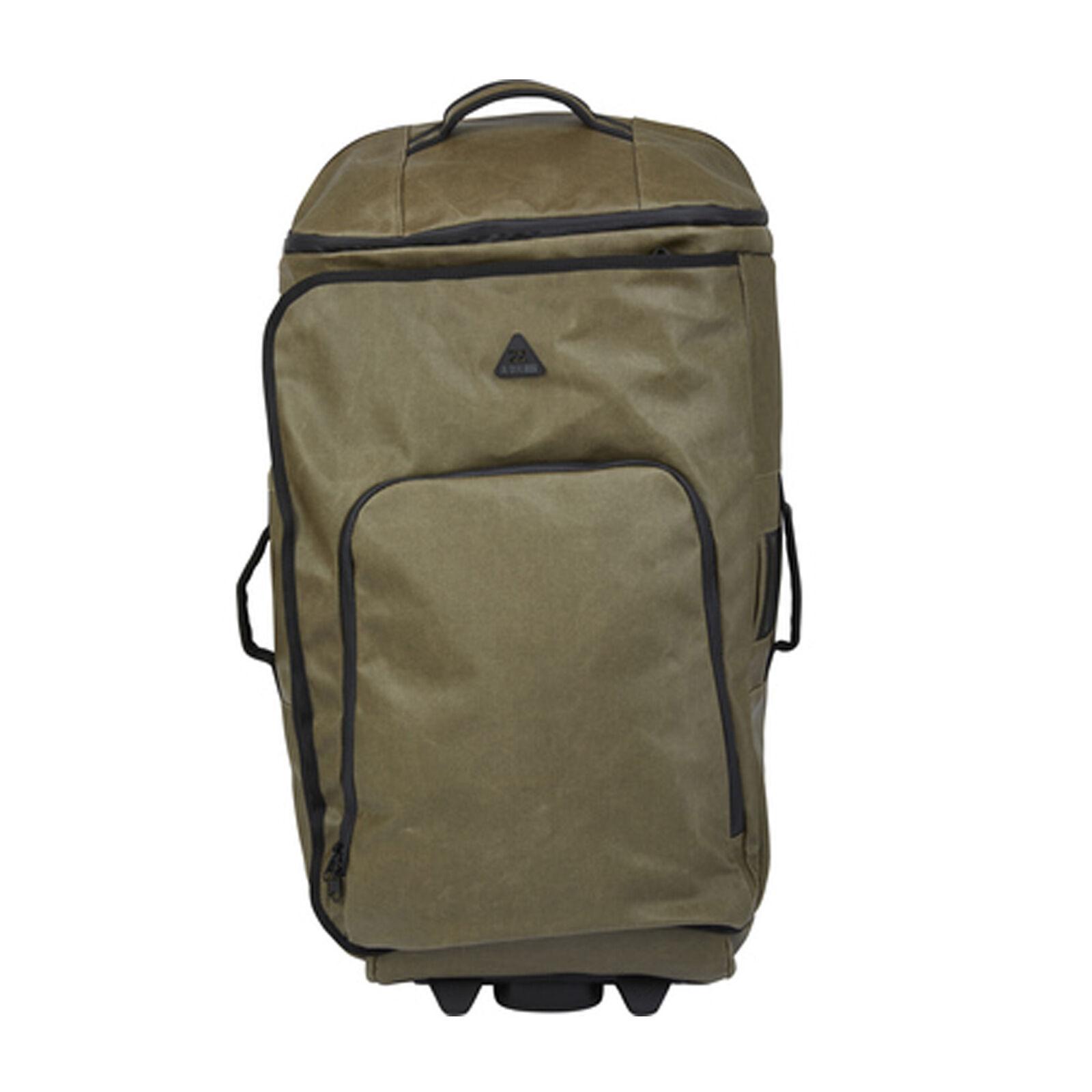 Billabong surftreck Roller 110 litri bagagli borsa militare
