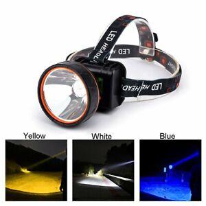 Super-Bright-Faro-LED-Recargable-Faro-Linterna-5000-Lumenes-para-Caza