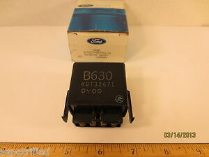 FORD 1987/89 TRACER 4CYL. 1.6L 98 CU. IDLE UP CONTROL SENSOR ASSY. FREE SHIPPING
