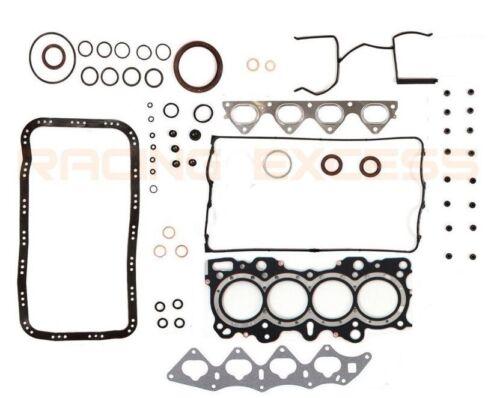 Set COMPLETO DI GUARNIZIONE OEM SPEC Honda B16 B16A B16A2 CIVIC CRX DOHC VTEC 1.6 1.6 L